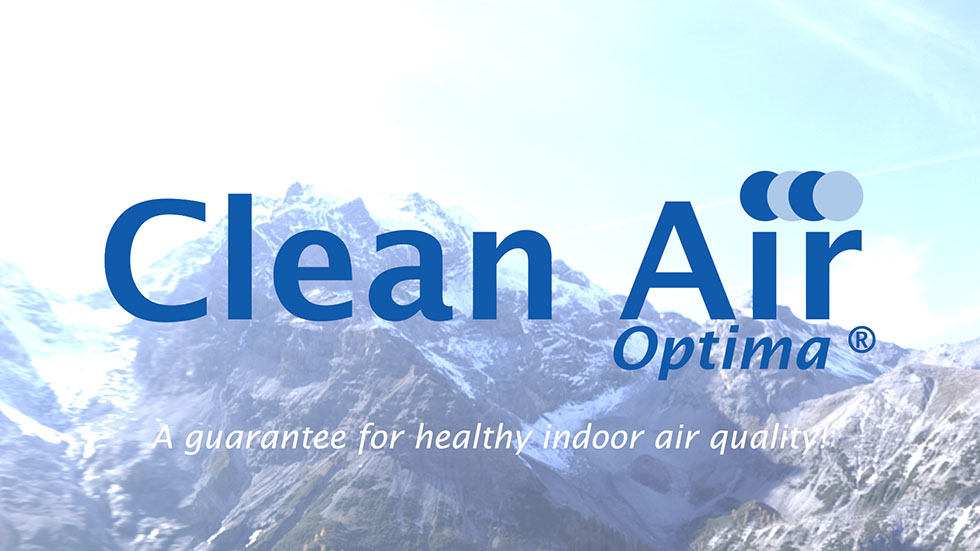 Ultrasonic humidification technology Clean Air Optima CA-603 with cold fogging and Ionizer.