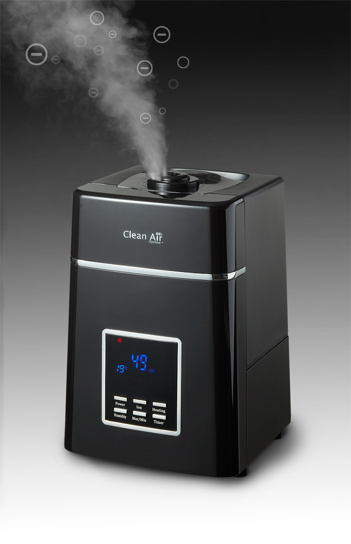 humidifier with ionizer ca 604b air purifiers air. Black Bedroom Furniture Sets. Home Design Ideas