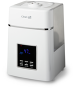 Cool/Warm mist Humidifier CA-604W with Ionizer