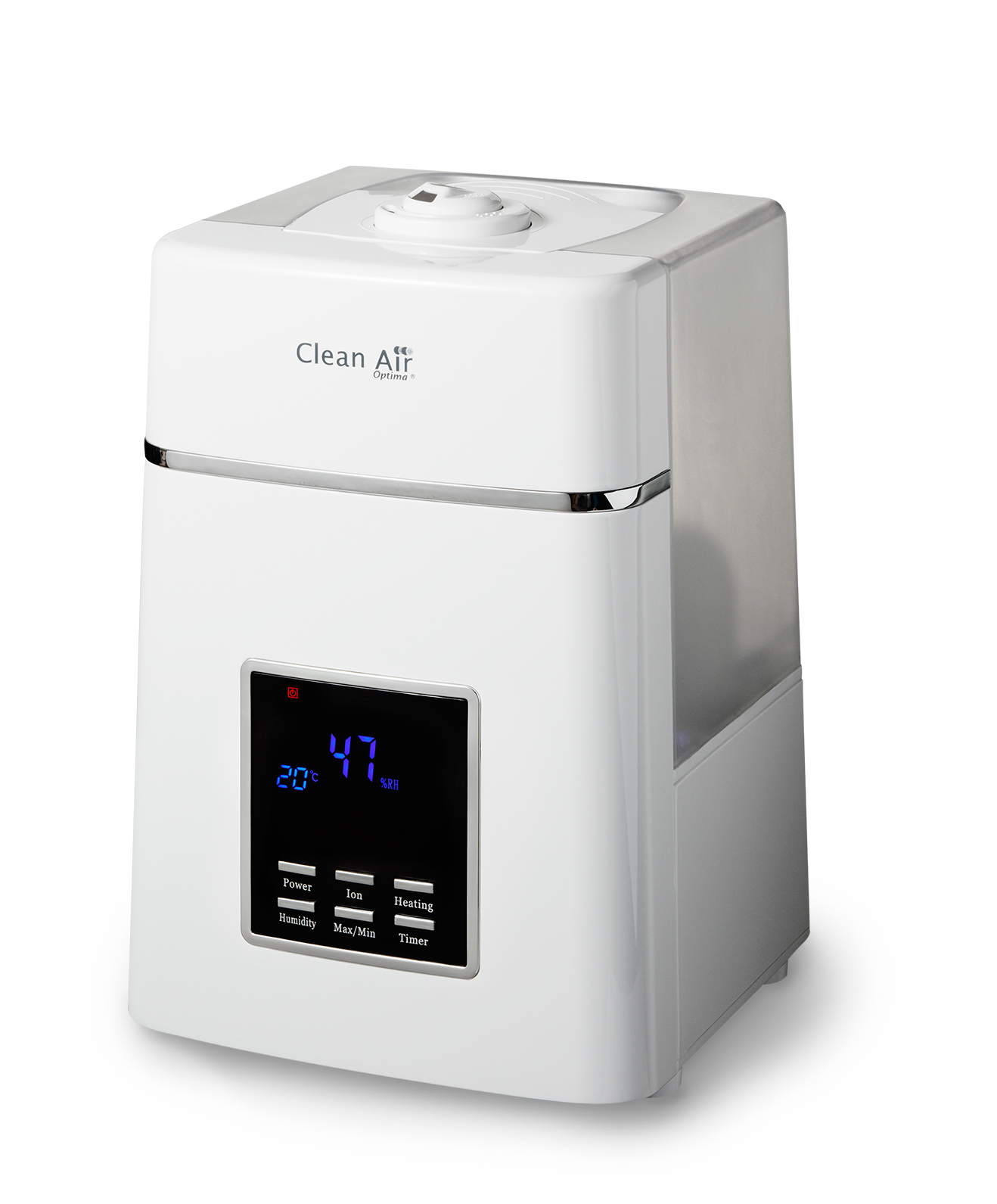 Cool/Warm mist Humidifier CA 604W with Ionizer Air Purifiers Air  #182079